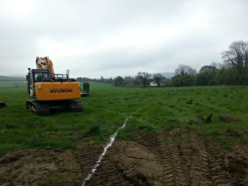 House Foundations - Tipperary Landscaping