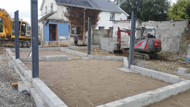 Groundworks Tipperary