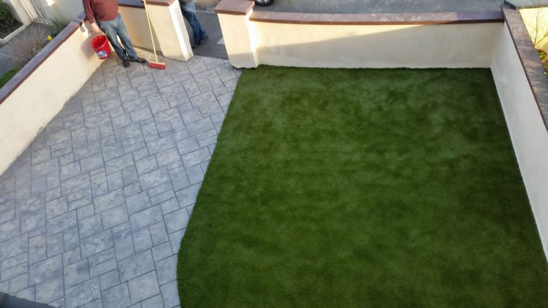 paving and artificial grass from Tipperary Landscaping