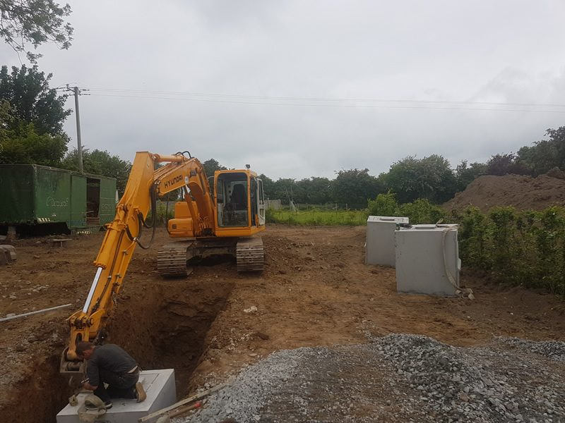 Tipperary Landscaping Drainage and Percolation