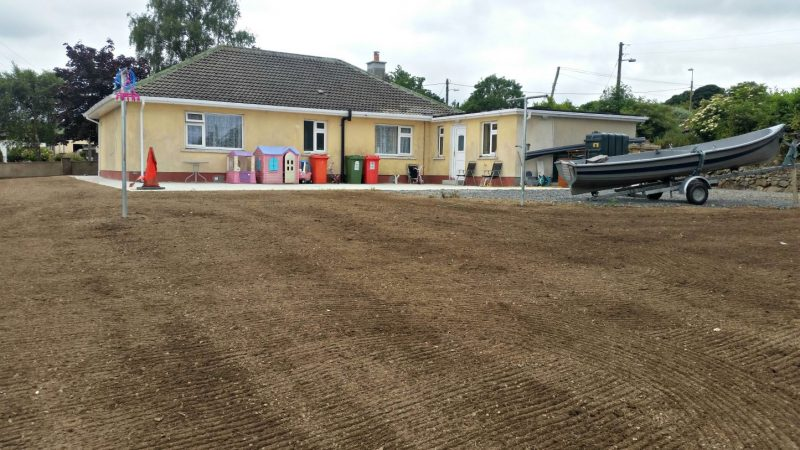 New Lawn Project - Private House, Nenagh