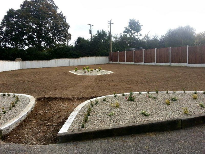 New Brightened Garden and Lawn Project Tipperary