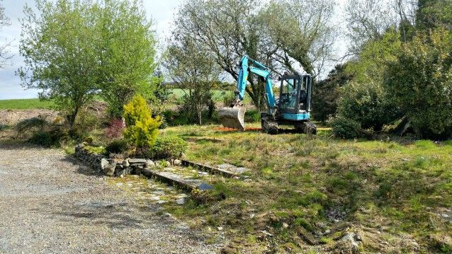 Extensive Landscaping Project - Portroe, Tipperary