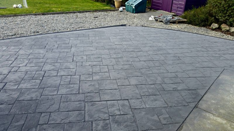 Tipperary Landscaping supply paving, printed concrete and stonework