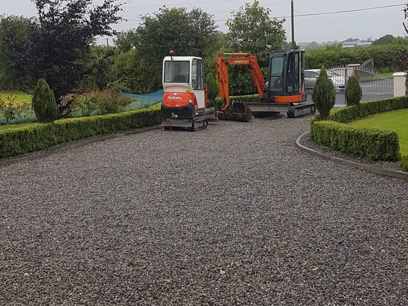 Drives & Path Construction and Laying Tipperary
