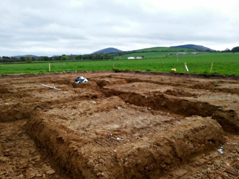 Tipperary Landscaping Dig Foundations