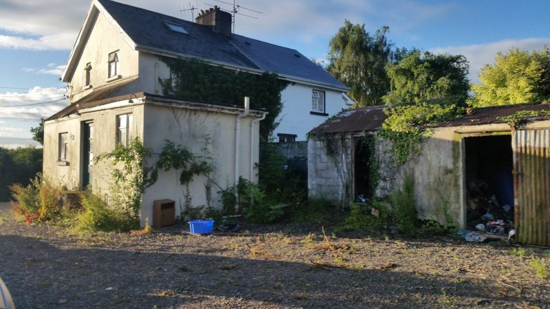 Excavation Of A New Building - Private House Nenagh