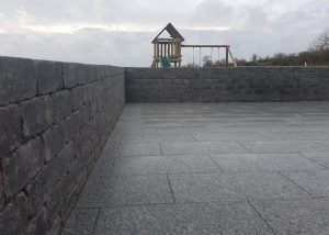 Patio & wall Tipperary Landscaping